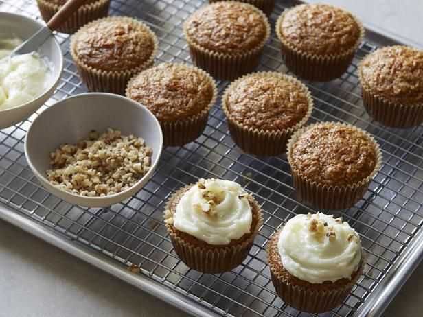 5-Star Carrot Cupcakes #RecipeOfTheDay
