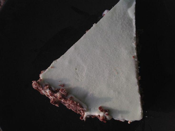 Paleo Grasshopper Pie (frozen treat) | Homme des Cavernes | Pinterest
