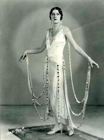 Arlette Marchal, 1920s