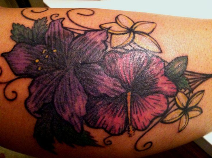 Cover Up Flower Tattoo On The Leg Tattoo Idea S Pinterest