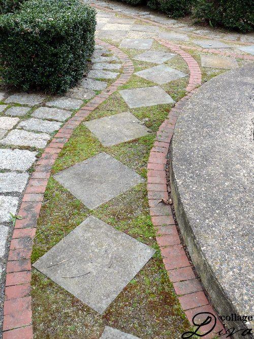 Easy Garden Path Ideas Photograph Garden Path Simple Gar