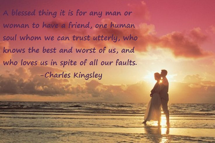 Quotes About Love 1800s : quote Charles Kingsley. Christian writer from the 1800s. True Love ...