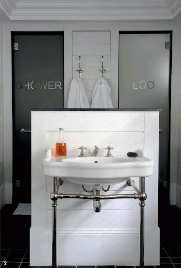 Smart bathroom wash pinterest - Smart bathroom design ...