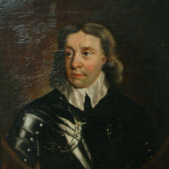 Oliver Cromwell; Daniel Defoe, Sir Richard Steele, Charles Churchill ...