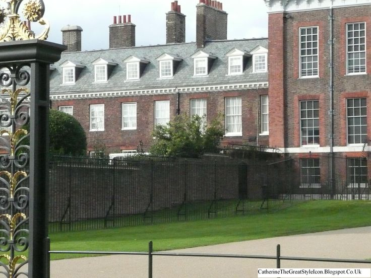 Apartment 1A Kensington Palace - Catherine Duchess of ...