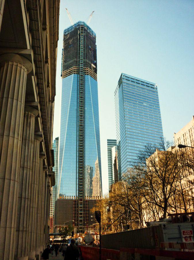 New York Freedom Tower * | ÍCONES /FAMOUS LANDMARKS ...