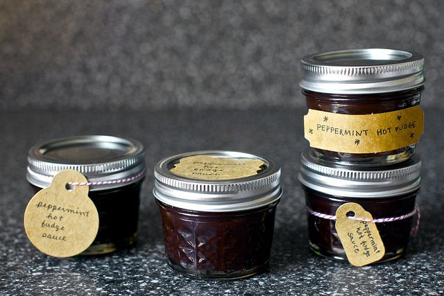 Peppermint Hot Fudge Sauce | Food Creations | Pinterest