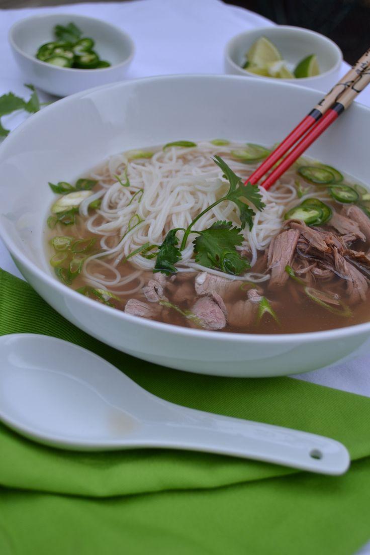 Slow Cooker Vietnamese Beef Pho | Eating... My Favorite Pastime | Pin ...