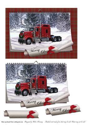 Craftsuprint Christmas Calendar Truck | Craftsuprint Trucks ...: pinterest.com/pin/471329917223850405