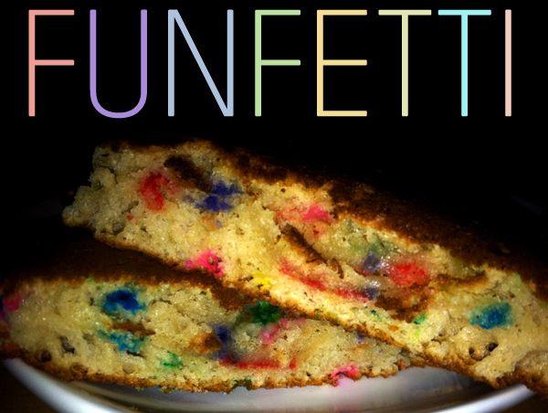 Funfetti Pancakes! | Sprinkles Make Everything Better | Pinterest