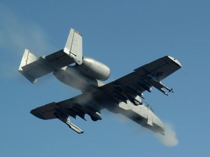 "Fairchild A-10 ""Warthog""   Fighter Jets   A-10 Warthog   Pinterest"