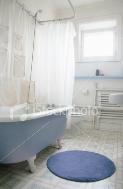 shower curtain over bath bathroom pinterest roll top bath shower bathroom our house new bathroom