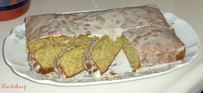 Lemon Poppy Seed Cake | Recipes | Pinterest