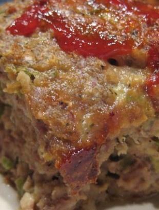 My Meatloaf   Meatloaf and Meatballs   Pinterest