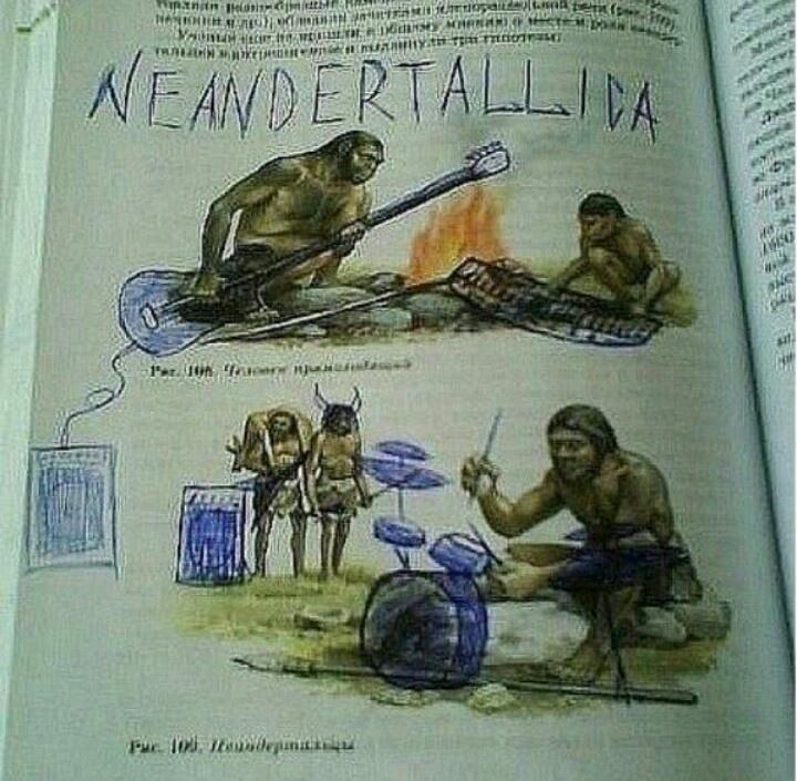 Neanderthallica
