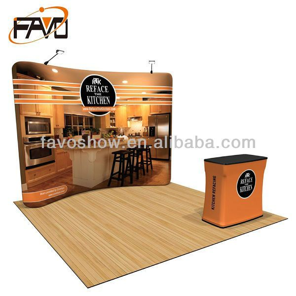 Portable Exhibition Booths : Portable display booths trade show booth