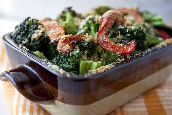 Broccoli Gratin | Favorite Recipes | Pinterest