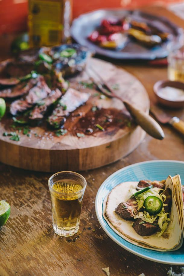 Tequila and Lime Marinated Steak | .....or should I be Bad ...