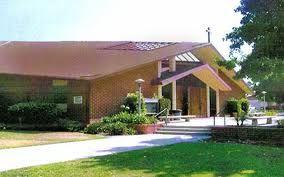 St Madeleine's Catholic Church, Pomona, California