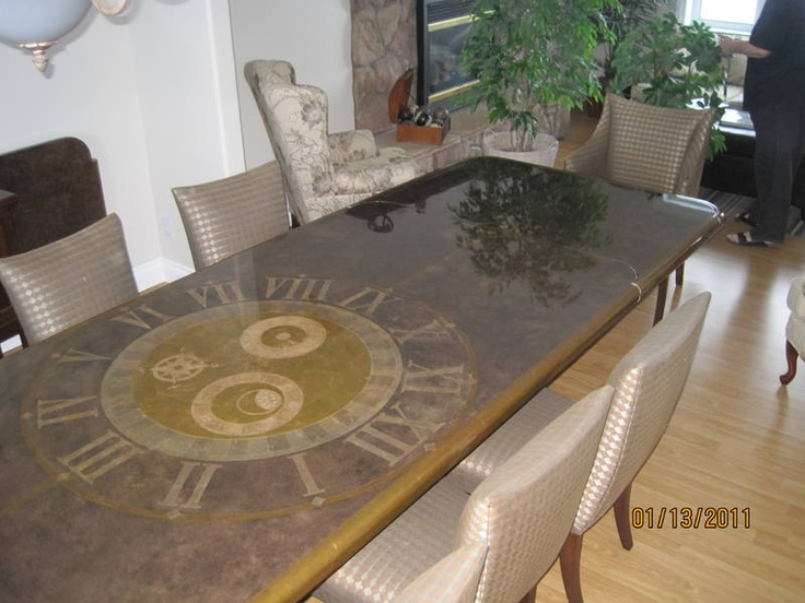 Steampunk marble dining table Steampunk Seduction and  : 81d2548d5a3b58922d6719a8e57708e7 from pinterest.com size 736 x 552 jpeg 124kB