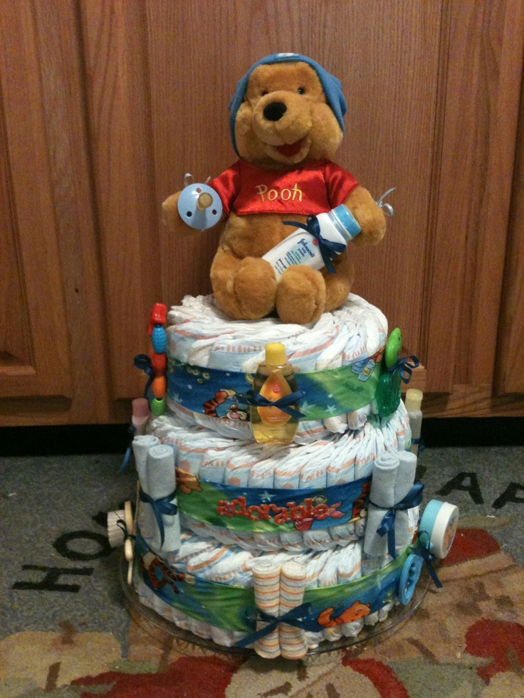 Tricycle Diaper Cake Instructions By Cj Creative Designs