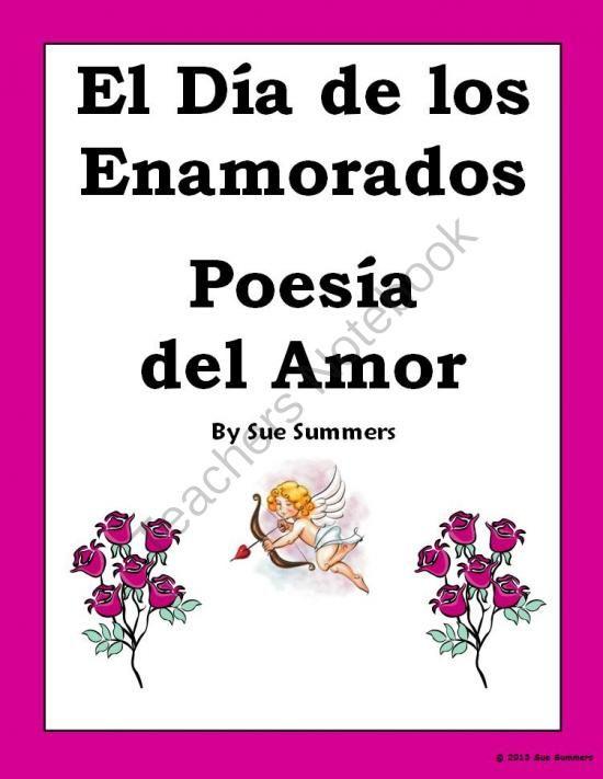valentines day poems esl