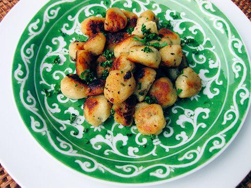 Ricotta and Chive Gnocchi | Recipe