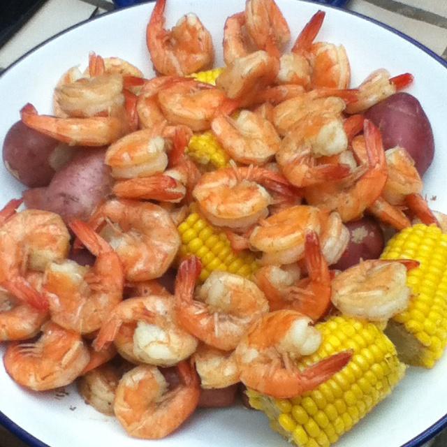 Frogmore Stew! Dinner tonight! Good! | Favorite Recipes | Pinterest