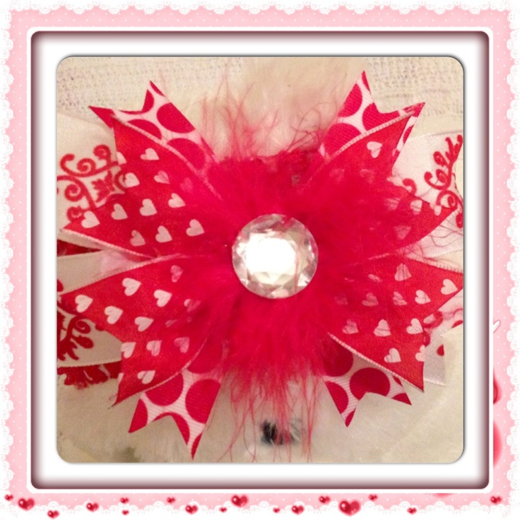 valentine's day ribbon crafts