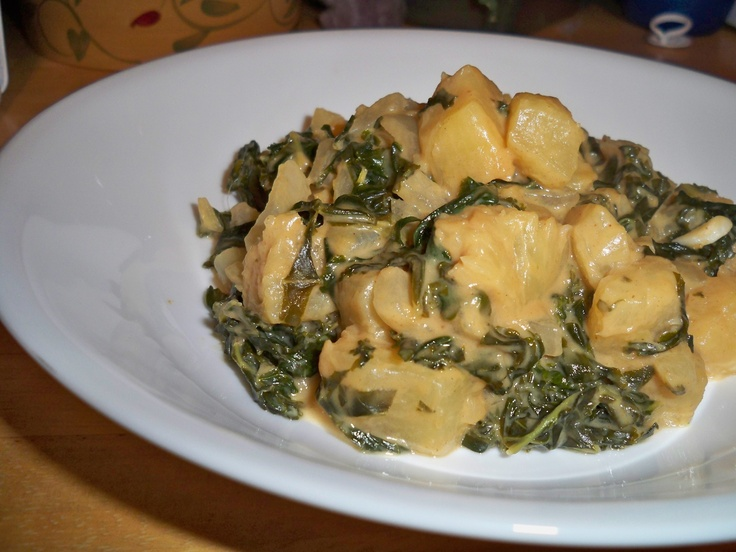 African Pineapple Peanut Stew | Vegan & Vegetarian Recipes We Love ...