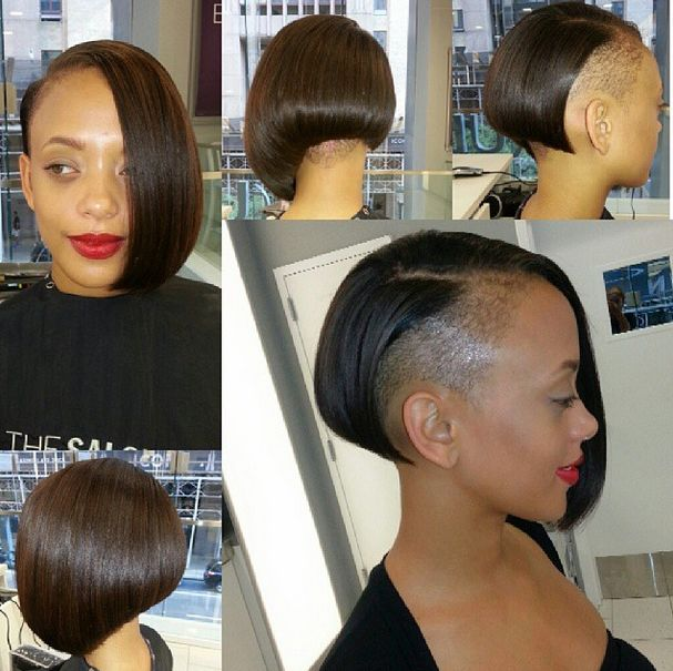 ... very edgy short cut | Tapered | Cropped | Natural | Relaxed | Hair