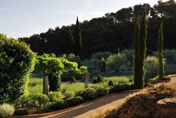 Joli jardin en provence id es d co pinterest - Pinterest jardin deco ...
