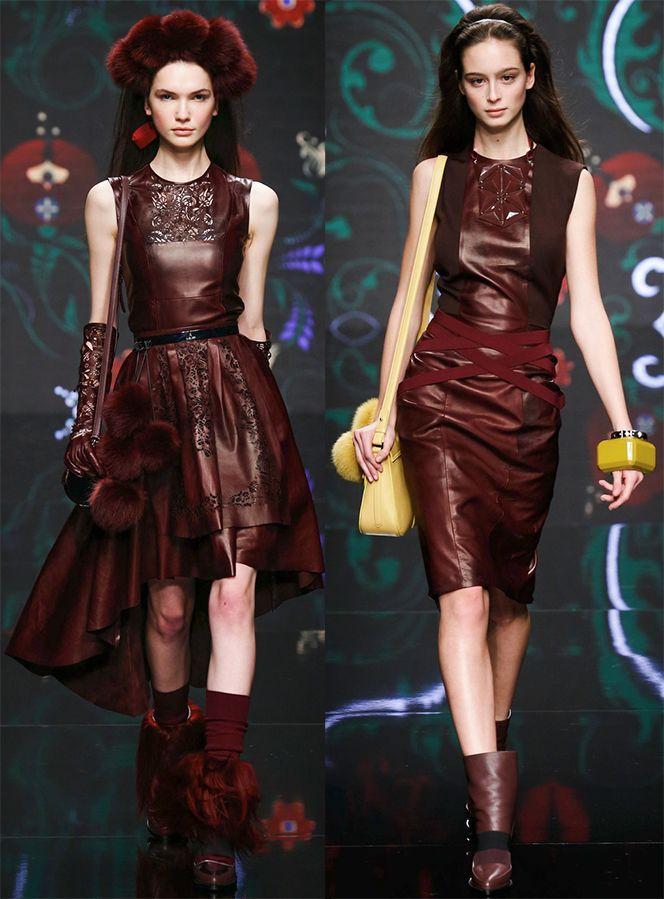 Тренды 2018 года, модные осень-зима, весна-лето, дизайн обуви, одежды