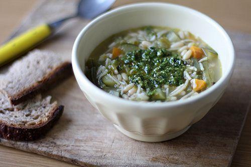 Soupe au pistou | Julia Child's 100 Favorite Recipes ...