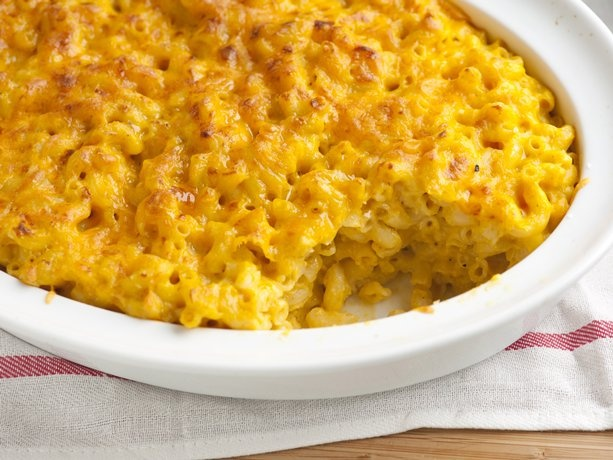 Pumpkin Mac and Cheese Recipe from Betty Crocker. I made this for the ...