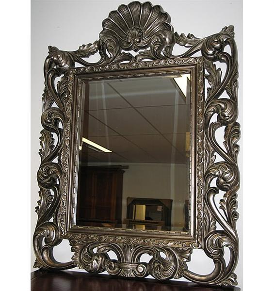 Grote barok spiegel goud zilver spiegels oud en nieuw pinterest - Grote spiegel kleefstof ...