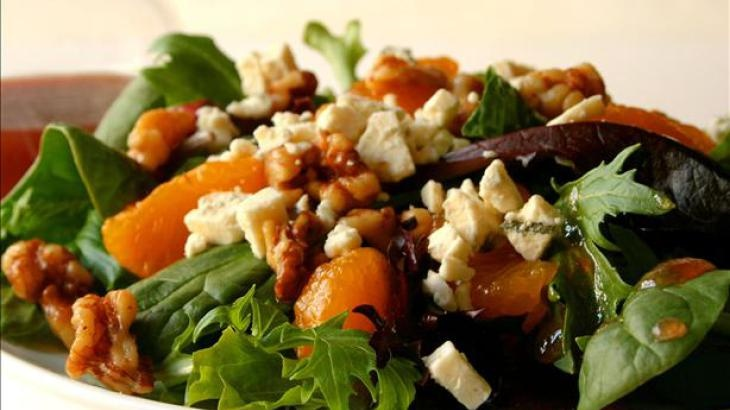 ... gorgonzola chicken salad caramelized pumpkin and gorgonzola salad pear