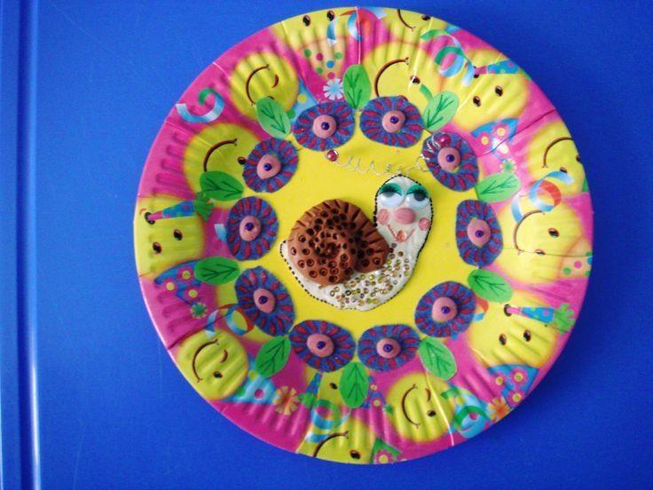 Поделки для детей из одноразовой посуды