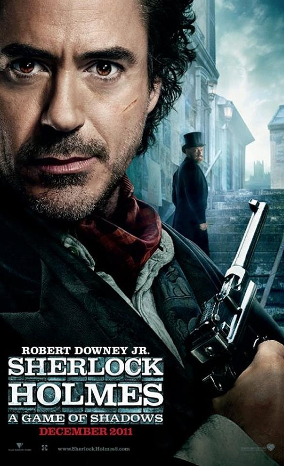 Sherlock Holmes: A Game of Shadows ( 2011 )    Sherlock Holmes and his sidekick Dr. Watson join forces to outwit and bring down their fiercest adversary, Professor Moriarty.