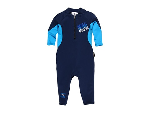 Baby wetsuit - ONeill Kids OZone Full (Infant) Navy/Blue/White