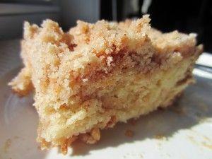 Apple Crumb Coffee Cake | The Love of Baking!!! | Pinterest