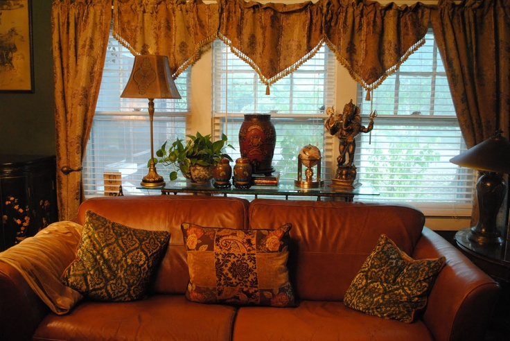 Couch Placement In Front Of Window Design Pinterest