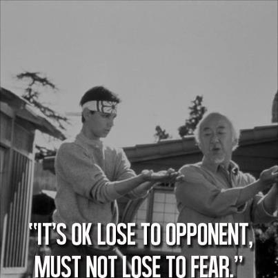 Mr Miyagi QuotesMr Miyagi Quotes