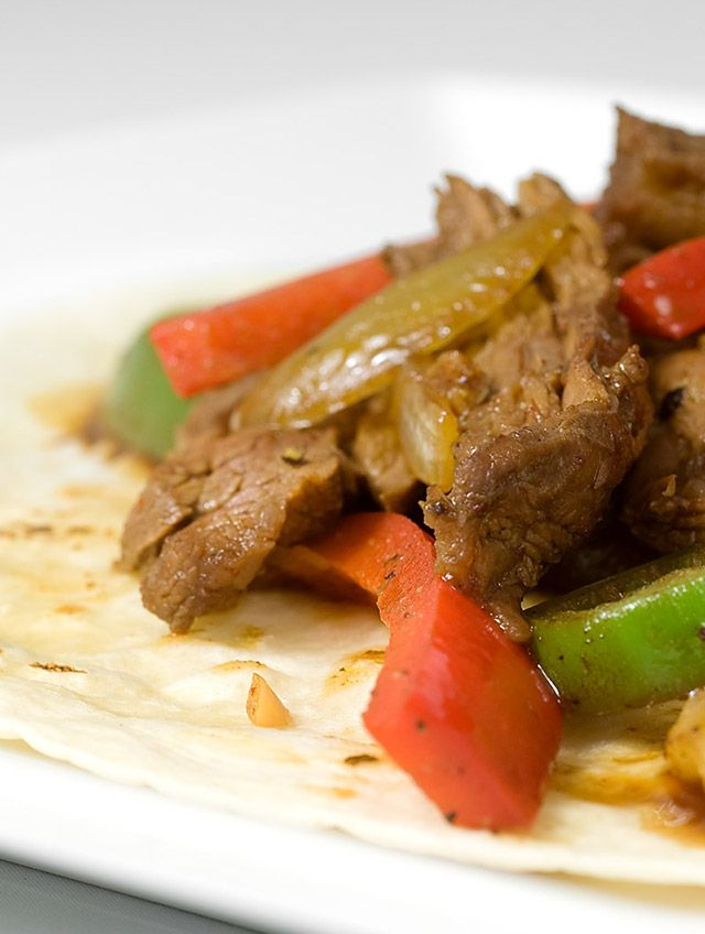 Skirt Steak Fajitas | Beef | Pinterest