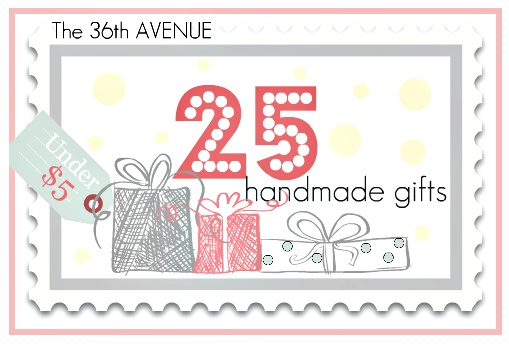 25 handmade gifts for under $5