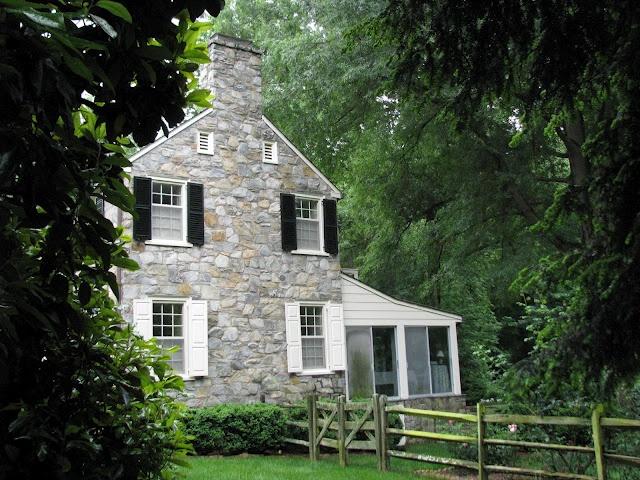 Home Exterior Stone Farmhouse Exterior Love