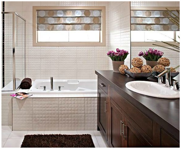Bathroom diy home decor ideas pinterest for Bathroom ideas pinterest