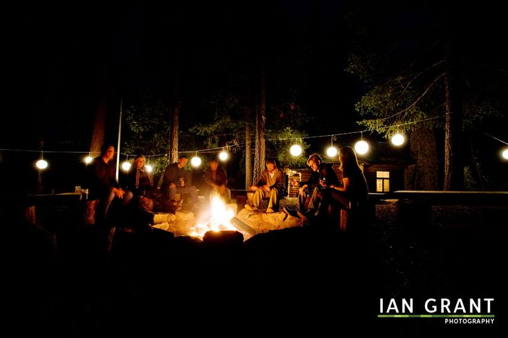 Backyard Bonfire Wedding : campfire wedding  CountryOutdoor Wedding Theme  Pinterest