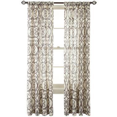martha stewart chorus panel curtains home sweet home