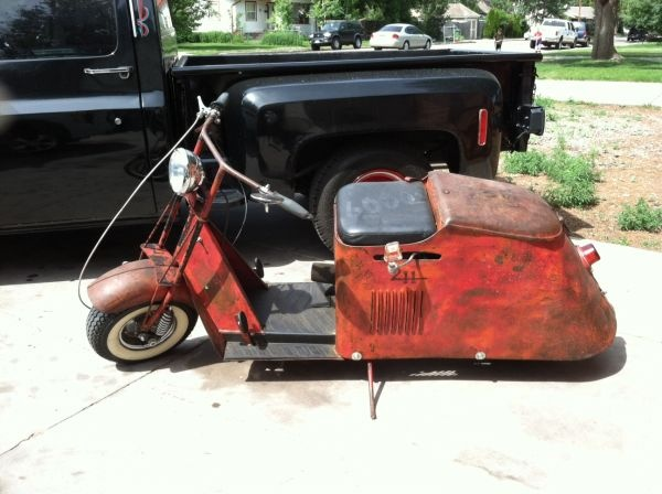 Craigslist Cushman Scooters For Sale Autos Post